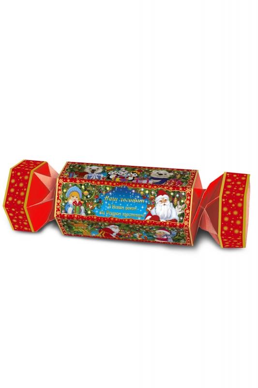 Новогодняя конфета